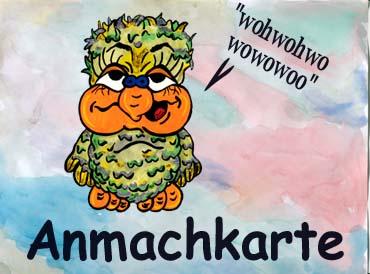 Anmachkarte!