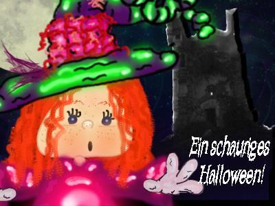 Ein schauriges Halloween!