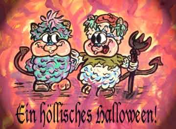 Höllisches Halloween!