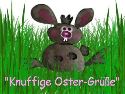 Knuffige Oster-Grüße!
