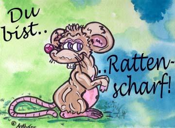 Du bist Rattenscharf!
