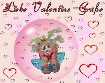 Liebe Valentins Grüße!