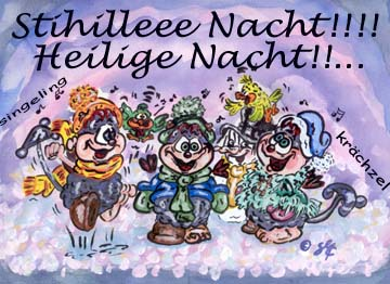 Stihiiilllee Nacht...!